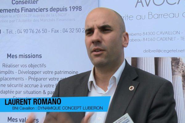 Film du lancement BNI de Cavaillon par OrnyCam Production, agence communication audiovisuelle Avignon