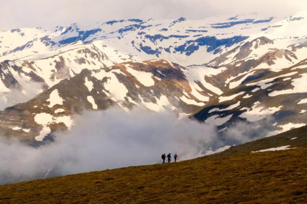 Mulhacén, le seigneur andalou... film documentaire réalisé dans la Sierra Nevada en Andalousie - OrnyCam Production
