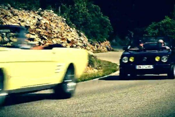 Vidéo clippée pour le lancement du Cabriolet Club de France réalisée par OrnyCam, agence de production audiovisuelle sur Avignon et Nîmes.