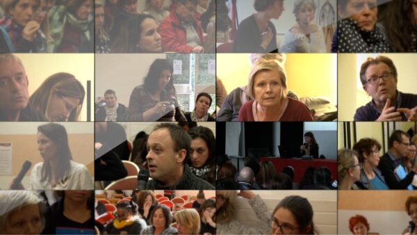 Vous cherchez un prestataire audiovisuel sur Avignon pour votre association? EGUS PACA filmé par OrnyCam production
