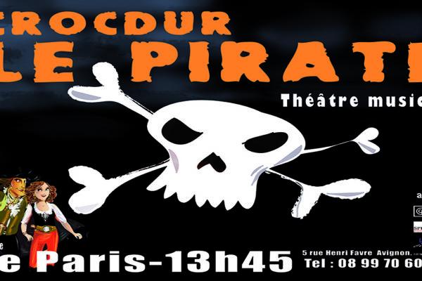 Spectacle musical pour enfants filmé lors du festival d'Avignonpar OrnyCam Production