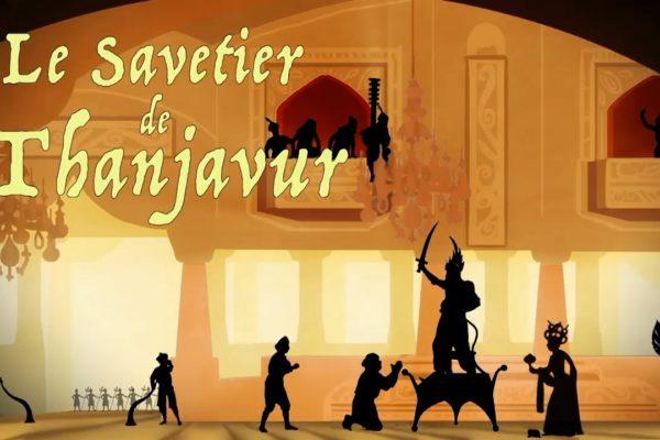 Captation vidéo spectacle Le Savetier de Thanjavur par OrnyCam Production lors du Festival d'Avignon