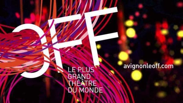 Affiche du Festival OFF d'Avignon.Vous cherchez un prestataire pour une captation vidéo pendant le Festival d'Avignon ? OrnyCam Production